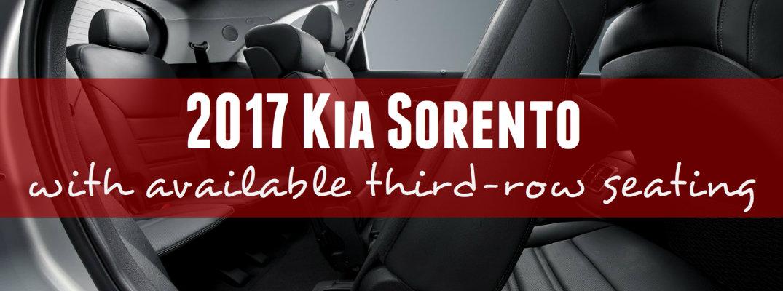 2017 Kia Sorento