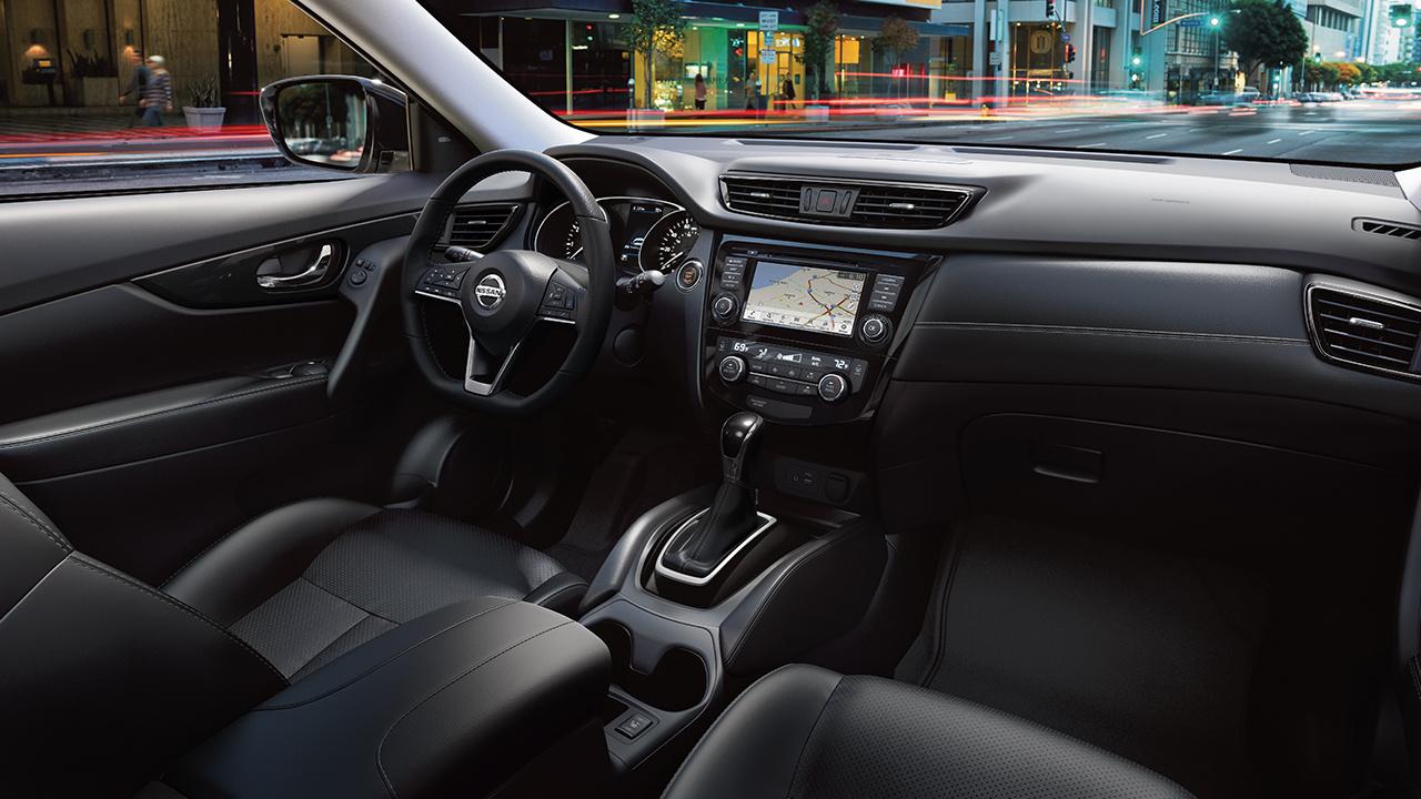 Interior   2018 Nissan Rogue Serving Long Island NY