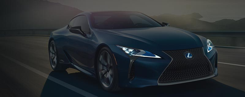 Speedy Hybrid Lexus 2019