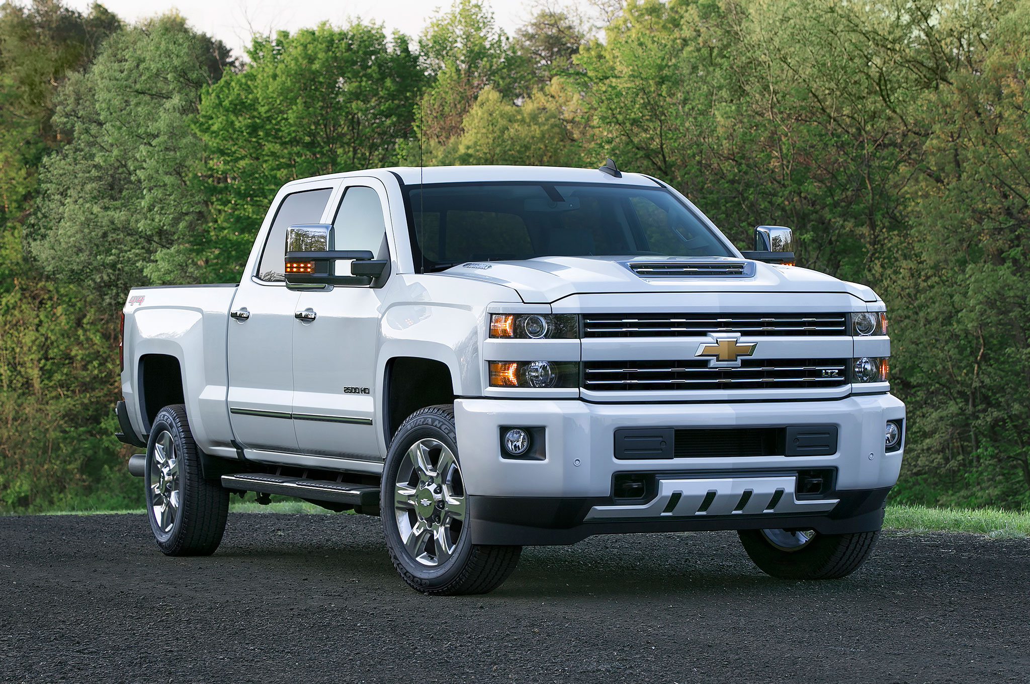 Chevy Silverado with Alternative Fuel Options
