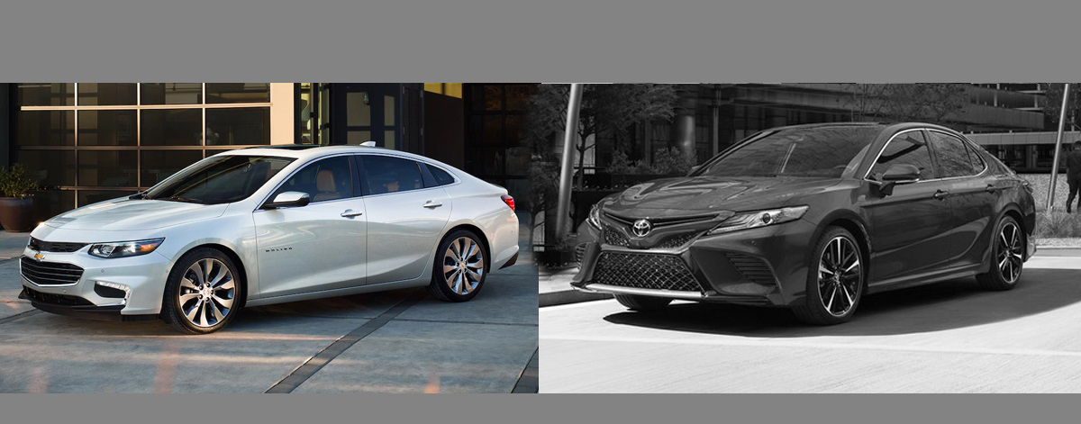 Compare The Chevrolet Malibu Vs Toyota Camry In Lakewood Jpg