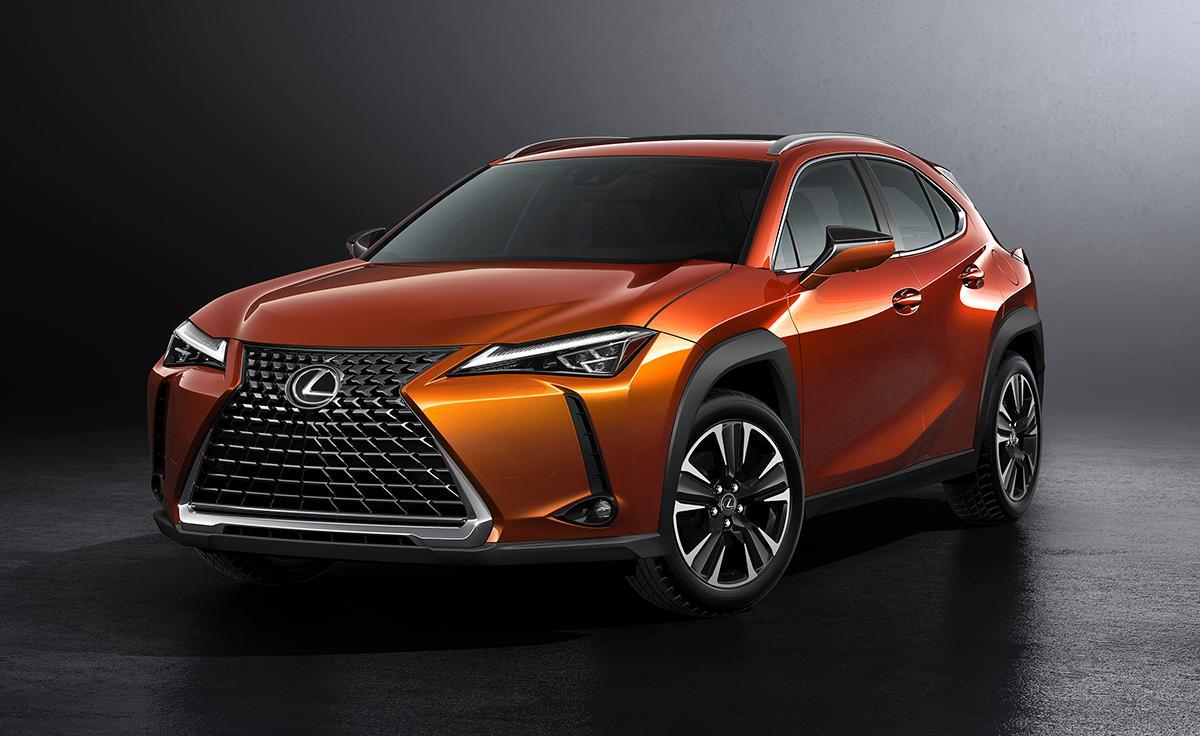 Lexus Latest Models >> 2019 Lexus Ux