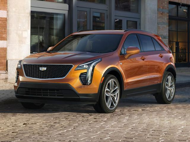 Lease Your Cadillac Xt4 During The Season S Best Sales Event