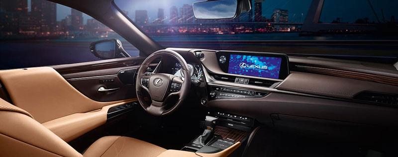 Lexus ES Hybrid Interior