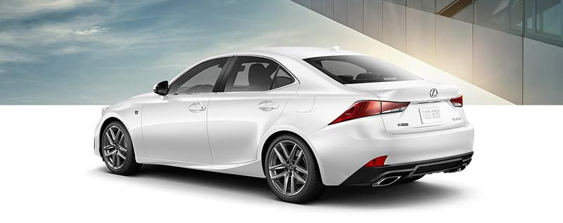 Lexus IS 300 F Sport Black Line Special Edition