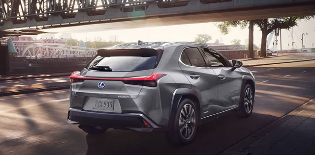 Lexus Hybrid Model