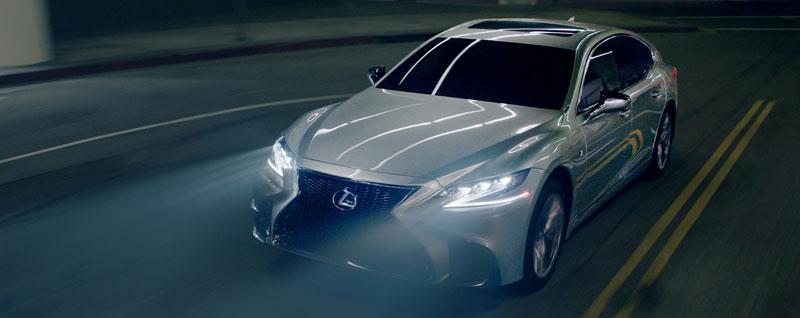 2018 Lexus LS F 500