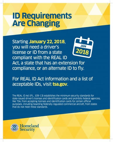 Washington Enhanced Driver License in Spokane WA