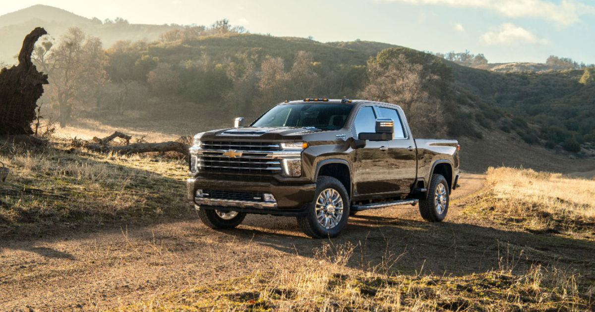 How Much Can The 2020 Chevy Silverado Hd Tow