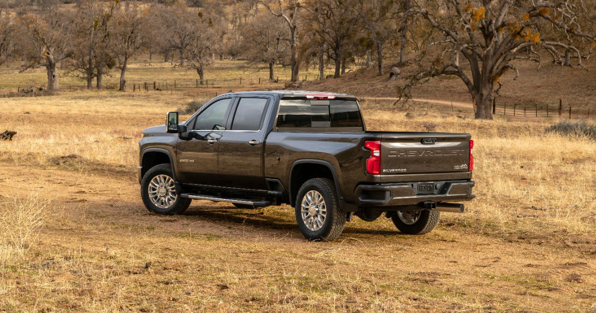 What S New In The 2020 Chevy Silverado Hd Lineup