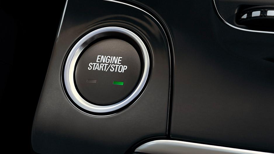 Buick Start Stop Technology