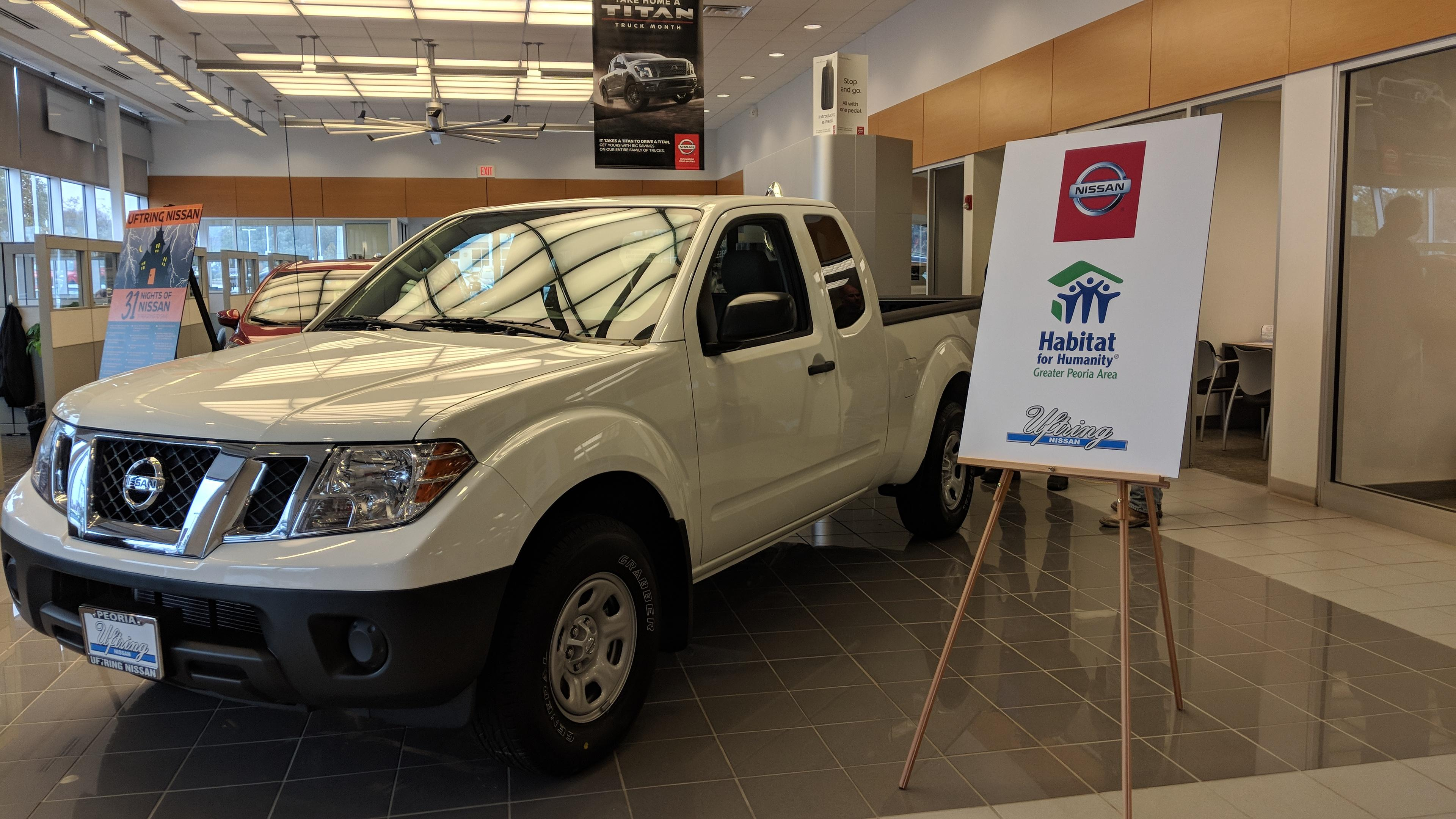 Uftring Nissan is a Peoria Nissan dealer and a new car and ...